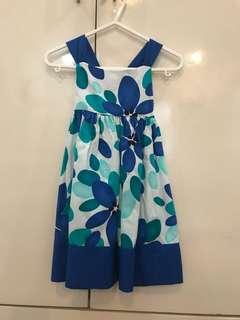 Gymboree Brand Dress x Gingersnaps x Zara x Mango x Mothercare x H&M x Gap x Old Navy