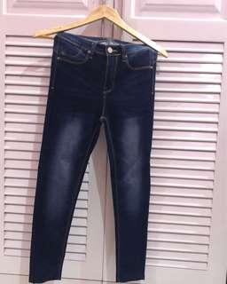 Highwaisted Denim Jeans
