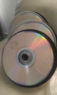 三菱 16x DVD+R 4.7GB 燒錄片 (11片/盒)