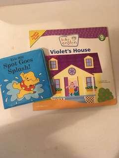 Toddler/Children's Books