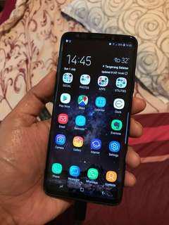 SAMSUNG GALAXY S9 PLUS 256GB Black