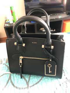 Aldo Black Bag (Small)