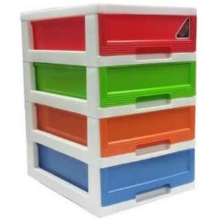 Toyogo T541-4 Tier A4 Drawer