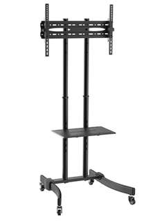"""🚚 Mobile TV Stand. Titan SGB111. Suitable up to 70"""" TV."""