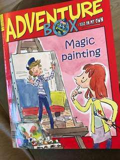 Adventure Magic painting