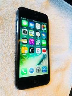 iPhone 5 黑16GB