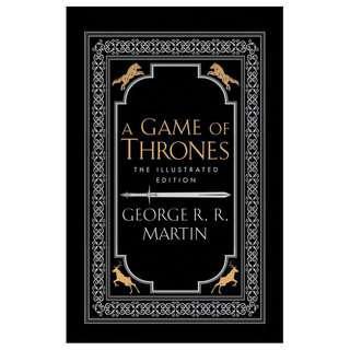 🚚 A Game of Thrones: The Illustrated Edition