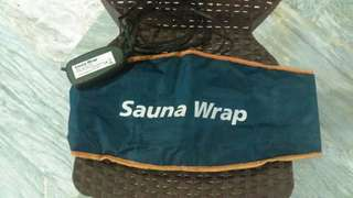 Original sauna wrap