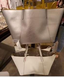 Tote bag from zara