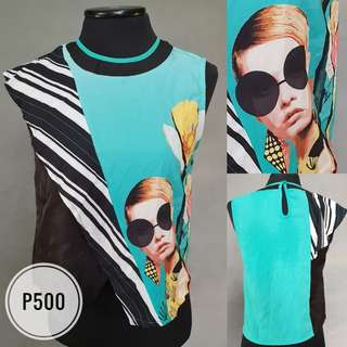 ONHAND: Printed Top (Small)