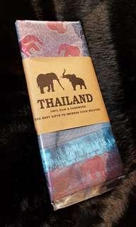 NEW Silk Scarf/Shawl (Thailand)