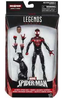 Marvel Legends Ultimate Spider-Man Miles Morales