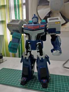 Transformers Animated Leader Class Ultra Magnus