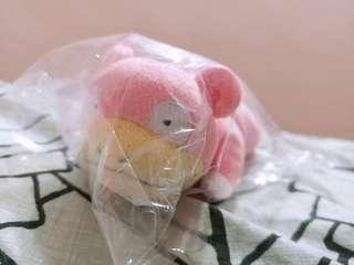 [AUTHENTIC] Pokemon Centre Slowpoke Plush Toy