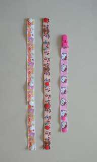 New Toys/Pacifier clips straps