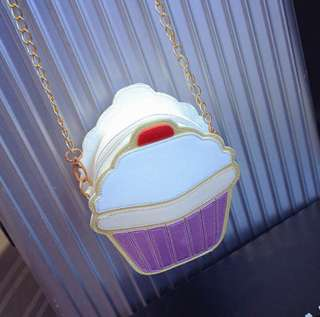 Cupcake handbag 👜 Korean fashion
