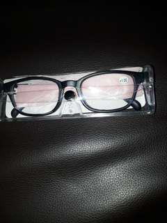Selling brand new in case reading glasses
