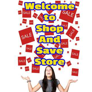 Welcome to Shop And Save Store - Convenient Shopping without the extra cost