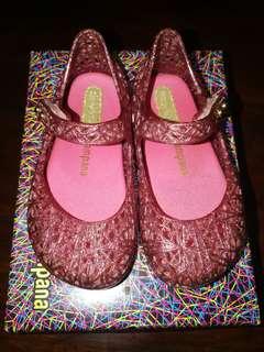 Mini Melissa Campana Clear Pink S7
