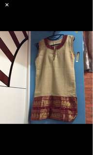 Indian top dress