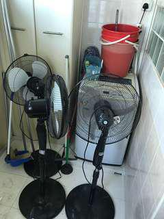 Standing Fan : price to sell