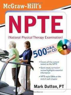 McGraw-Hill's NPTE (National Physical Therapy Examination) PDF