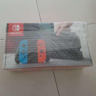 Brand New Nintendo Switch Neon Local Set