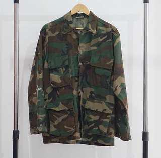 Purpose Tour Military Jacket Worn By Justin Bieber