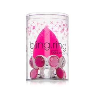 Authentic Beauty Blender Bling Ring + BeautyBlender® Original