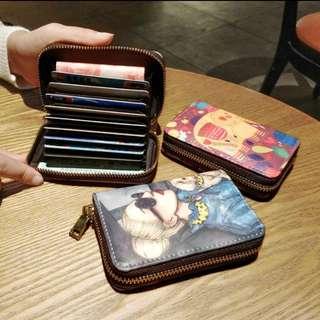 卡片套 銀包 散紙包 紙幣 證件           jjjj