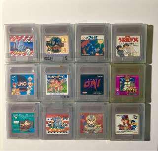 GameBoy lot