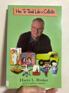 🚚 How to think like a collector by Harry Rinker