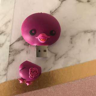 RTP: $25 😱 Smiggle Purple Chick USB