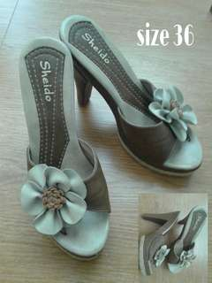 Sheido heels