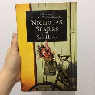 NICHOLAS SPARKS SAFE HAVEN