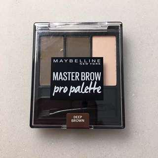 PRICE DROP- Maybelline Master Brow Pro Palette