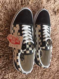Vans Old Skool Checkerboard V36CL+ Ultracush Insole