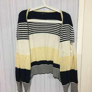 Cardigan stripes TOPSHOP