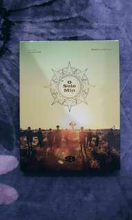 SF9 3rd Mini Album O Sole Mio