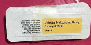Dermal Moisturizing mask
