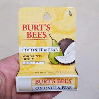 Burt's Bees 潤唇膏