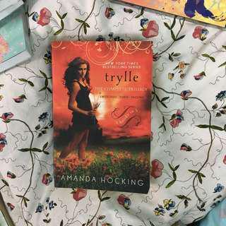 3 books in 1 Trylle amanda hocking
