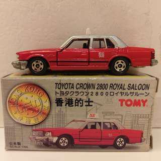 Tomica 香港的士 Toyota Crown