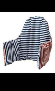 Ikea high chair cushion