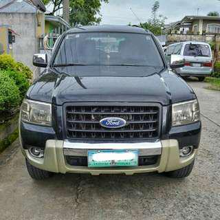 2007 Ford Everest 4x4 Too Of The Line Limited 2008 2009 2010 Fortuner Montero