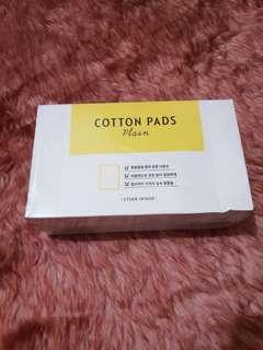 Etude House Cotton Pad Plain 80pcs