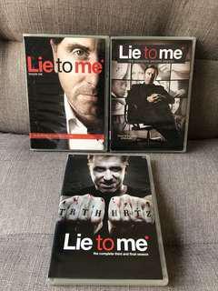 美劇 Lie To Me (全套Season 1-3)