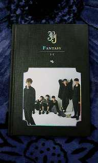 JBJ 1st Mini Album Fantasy (Kenta CD Ver)