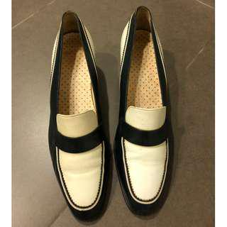 Bally 2-Tone Business Shoes