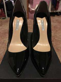 Tony Bianco Black Stilettos